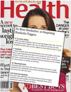 article about migraines in Health Magazine, 2008