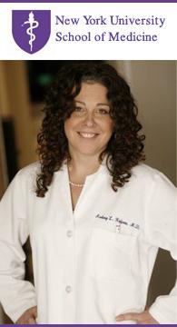 Dr. Audrey Halpern attended NYU School of Medicine